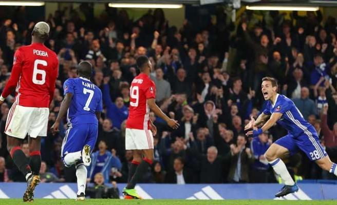 Chelsea tur biletini tek golle aldı