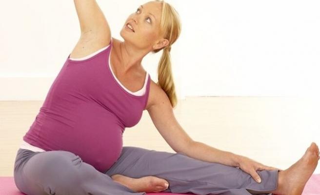 Hamilelikte bel ağrılarından kurtulun