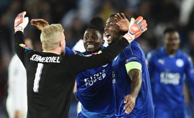 Leicester City'ye Shakespeare dokunuşu
