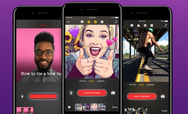 Apple'ın yeni uygulaması Clips yayınlandı