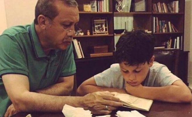 Kur-an öğreten Cumhurbaşkanı