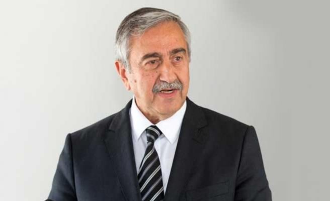 Akıncı, Kıbrıs Rum liderliğinin tavrı için konuştu