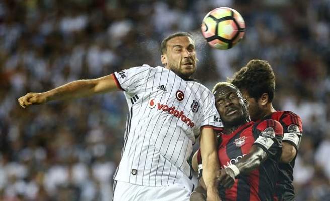 Beşiktaş şampiyonluğunu Gaziantep'te ilan etti