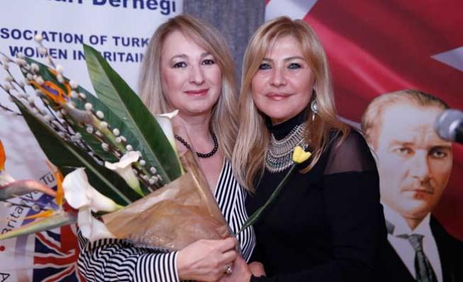 BTKD, anlamlı kutlamada Deniz Harput'u 'Yılın Annesi' seçti