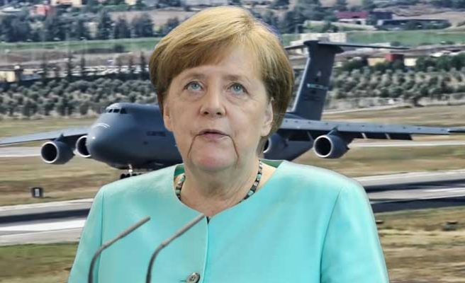 Almanya, İncirlik için kararını verdi!
