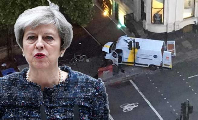 Başbakan May'den 'COBRA' sonrası sert açıklama
