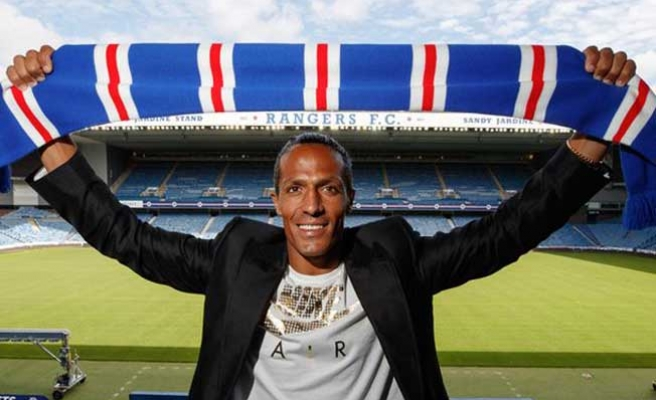 Bruno Alves, Glasgow Rangers'ta