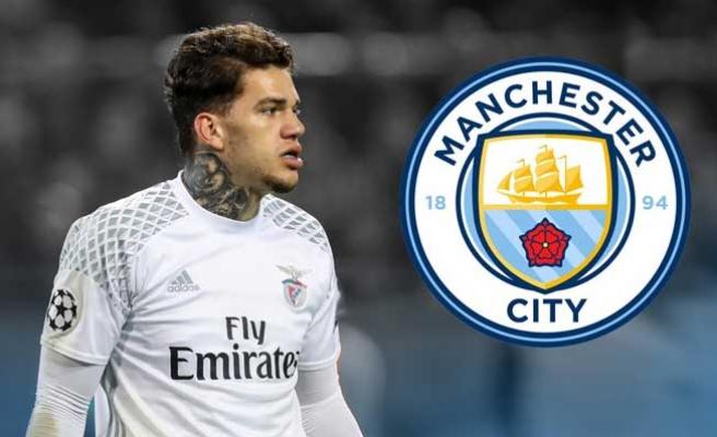 Ederson Moraes'in yeni kulübü belli oldu