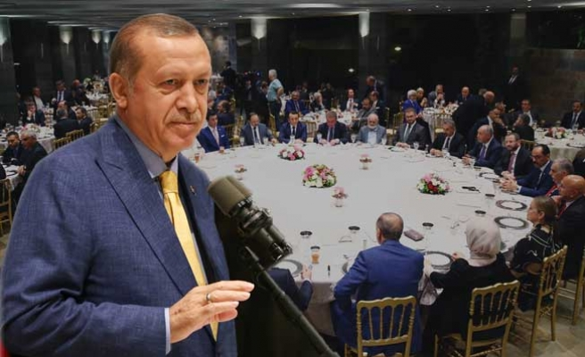 Erdoğan'dan Kılıçdaroğlu'na uyarı gibi 'Yürüyüş' mesajı!