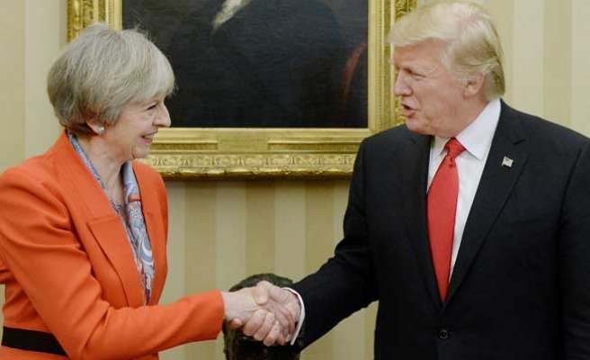 İngiltere Başbakanlığı'ndan son dakika Turamp açıklaması
