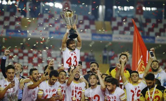 İzmir'in 14 yıl süren Süper Lig hasreti sona erdi