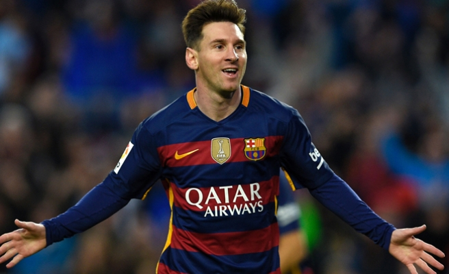 Messi imzaya geldi