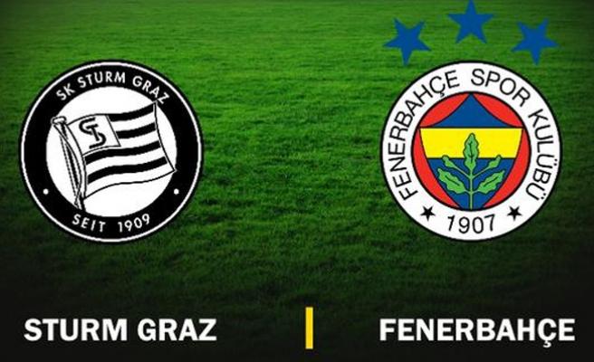 Fenerbahçe'den taraftarlarına Sturm Graz maçı uyarısı