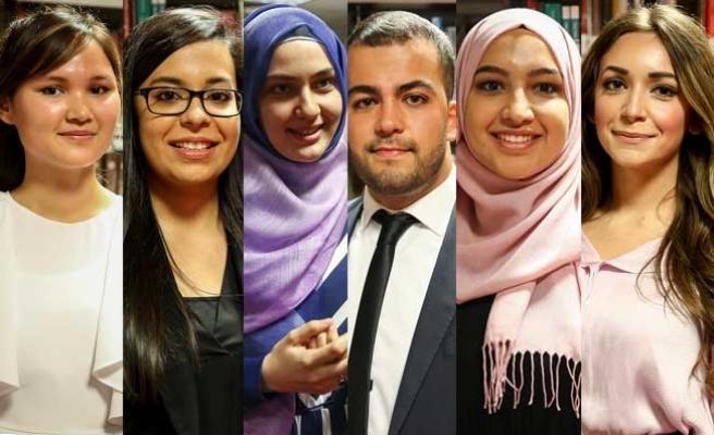 Çalışma hayatını 'Türkiye Stajları' ile tanıyorlar