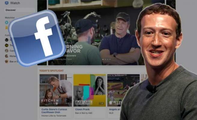 Facebook'un yeni uygulaması TV'leri bitirecek!
