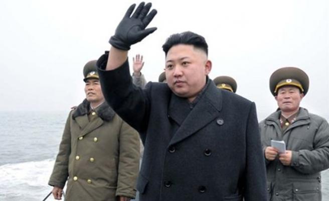 Kuzey Kore lideri Kim'den füze denemesi açıklaması