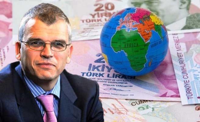 Ünlü Stratejist Türk Lirası için konuştu