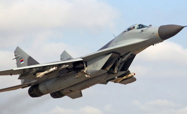 Katar, İngiltere'den 24 adet savaş uçağı aldı