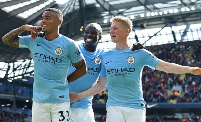 Manchester City durdurulamıyor