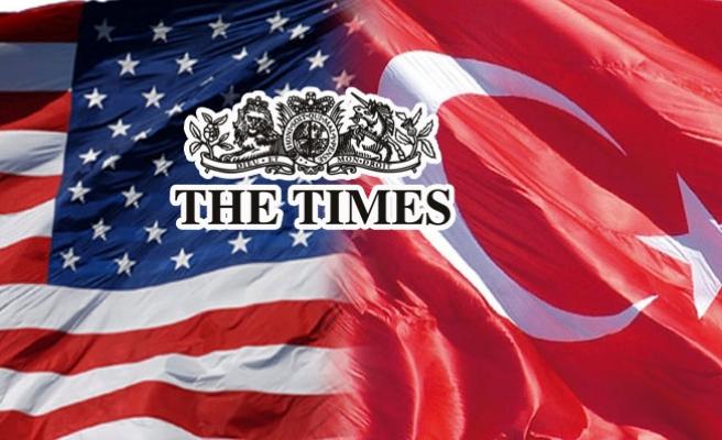 İngiliz Times gazetesi vize krizini böyle yorumladı