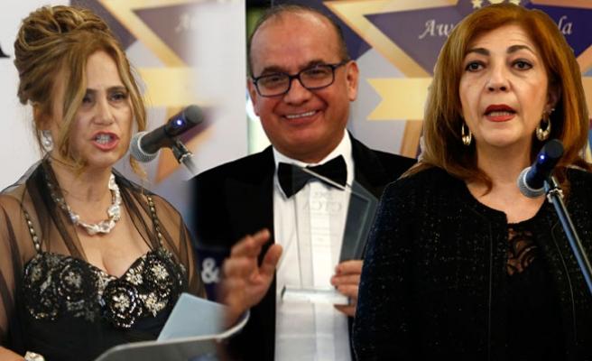 İngiltere'deki Başarılı Kıbrıslı Türkler'e Ödül