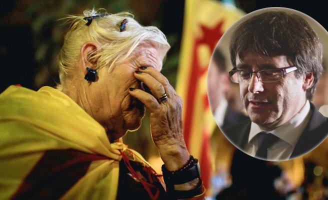 Katalonya'nın en uzun gecesi!