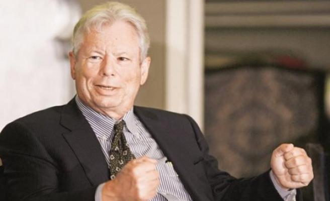Nobel Ekonomi Ödülü Richard Thaler'in oldu