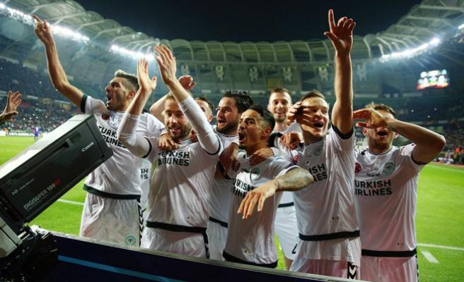 Atiker Konyaspor: 1 - Olympique Marsilya: 1