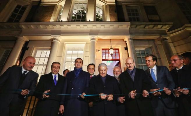 Yıldırım Londra'da Banka Açtı