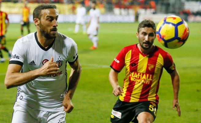 Beşiktaş, Göztepe'ye 3 attı 2 yedi