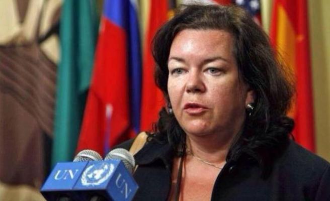 BM'de ilk Kadın Daimi Temsilci!