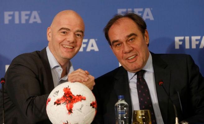 FIFA Başkanı'ndan İstanhbul Mesajı: Türkiye ev sahipliği yapabilir