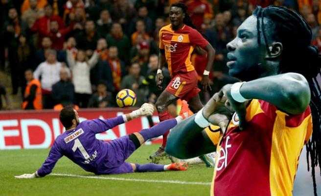Galatasaray, Aytemiz Alanyaspor'a fırsat vermedi