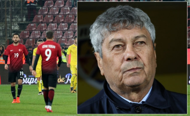 Lucescu Romanya yenilgisini 'sekronize eksikliğine' bağladı