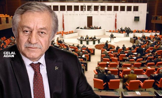 Meclis Başkanlığı için MHP'nin adayı belli oldu