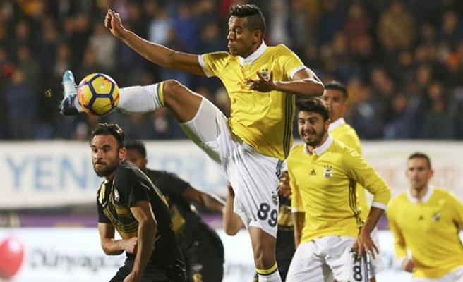 Osmanlıspor'dan, Fenerbahçe'ye son dakika golü