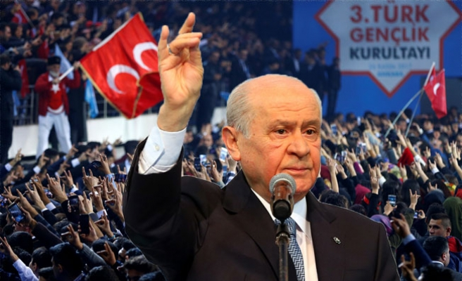 Ülkücü Hareket 'Başbuğ'un İzinde, Ankara'da