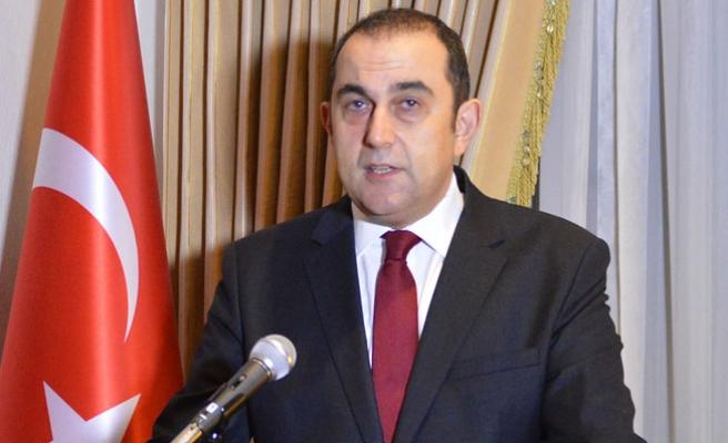 Başkonsolos Ergin'den sivil toplum kuruluşlarına yıl sonu daveti
