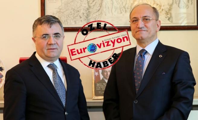Büyükelçi Bilgiç iki ülke ilişkilerini Eurovizyon'a değerlendirdi