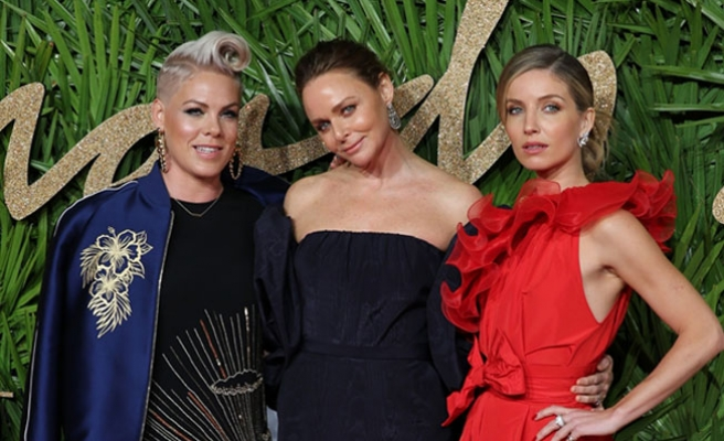 İngiliz Moda Ödülleri Sahibini Buldu
