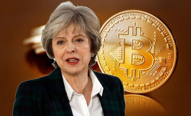 Başbakan May'den 'kripto para' uyarısı!