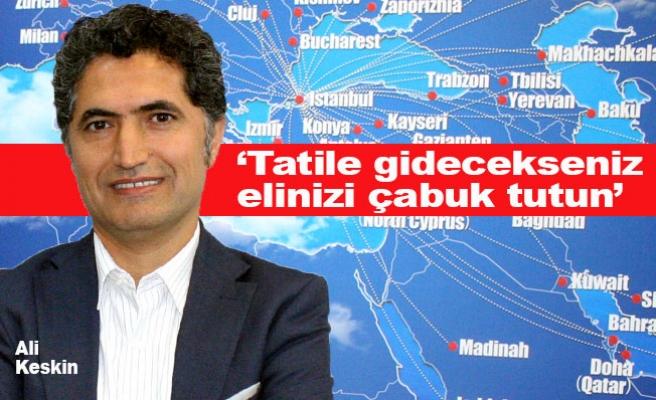 İngiliz Turistler Türkiye'ye Akın Edecek