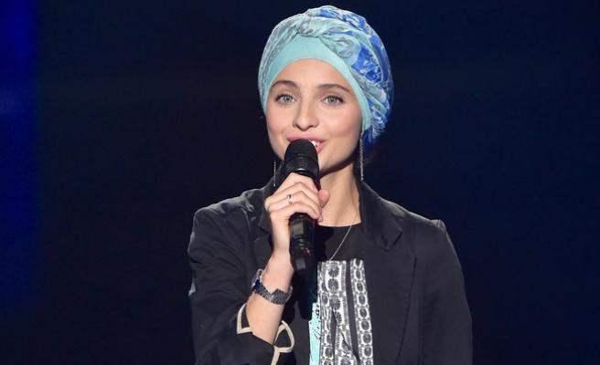Başörtülü kadın, İslamofobik saldırılar yüzünden yarışmadan çekildi