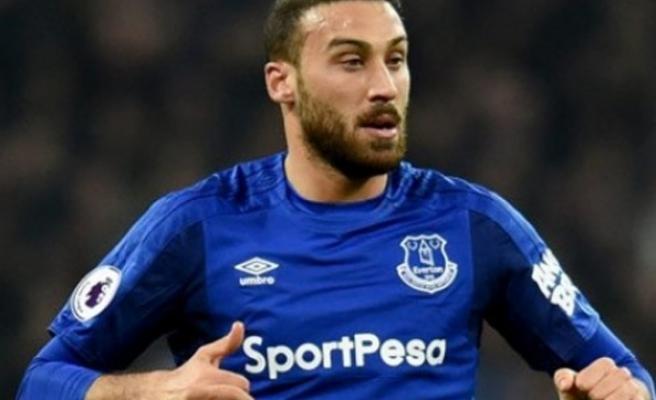 Everton Teknik Direktörü'nden Cenk açıklaması