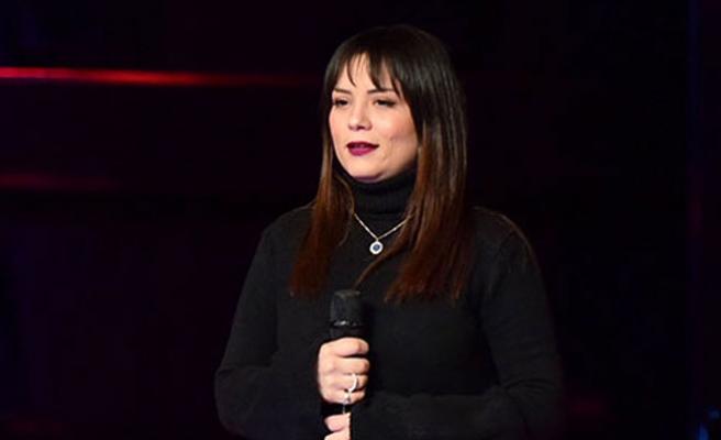 Lütfiye Özipek 'O ses Türkiye' finalinde