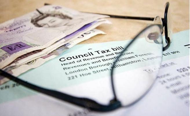 'Council tax' artış oranları netleşti