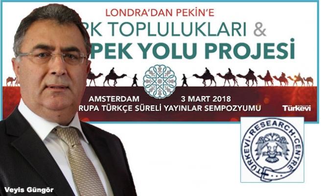 8. Avrupa Türkçe Süreli Yayınlar Sempozyumu Amsterdam'da Yapılıyor