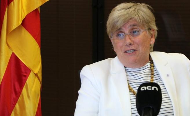 Bağımsızlık Yanlısı Katalan Politikacı İskoç'yada Teslim Oldu