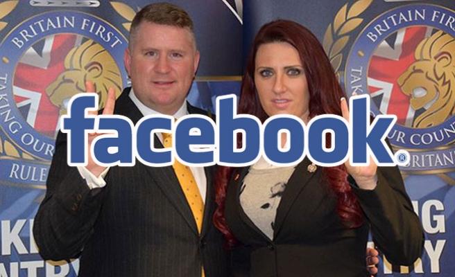 Facebook, İngiliz aşırı sağcı grubun hesaplarını kapattı