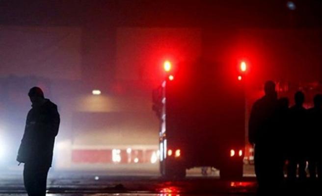 Fransa'da Türklere ait markette yangın: 1 ölü